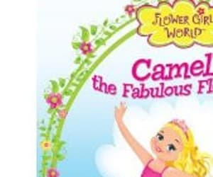 Camellia the Fabulous Flower Girl Book